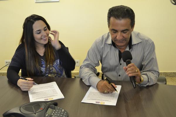 Novidade: Perlla é a mais nova contratada da Central Gospel Music