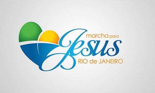 Marcha para Jesus do rio foi um sucesso