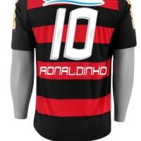 Exército da Salvação pedirá que torcedores do Flamengo doem camisas com o nome de Ronaldinho Gaúcho