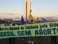 Representantes de várias religiões se unem em Brasília contra tratamento penal mais flexível para a prática do aborto