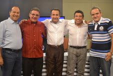 'Fala Malafaia' deste domingo terá debate com Magno Malta e convidados