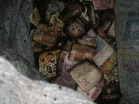 Igreja Universal nega que carro encontrado pegando fogo com R$ 100 mil escondido no capô seja de um de seus pastores