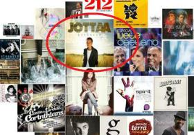 'Essência' do cantor Jotta A é destaque do site musical Sonora