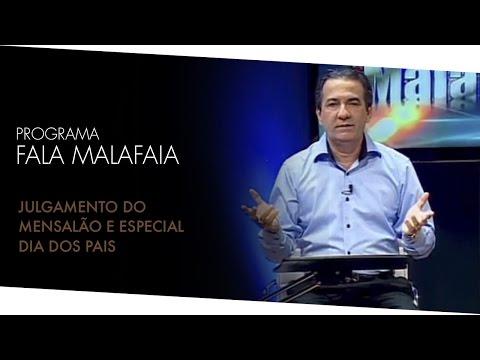 Fala Malafaia - Especial Dia dos Pais - 12/08/2012