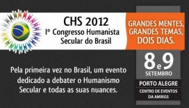 Primeiro congresso ateista do Brasil acontecera este mes