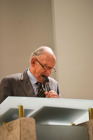 Russell Shedd defende melhoria no ensino teológico no Brasil