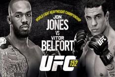 Jon Jones x Vitor Belfort: dois cristãos no octógono do UFC 152