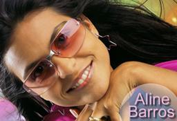 Aline Barros canta no Teleton e fala sobre o amor ao próximo