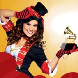 Aline Barros ganha o Grammy Latino 2012: 'Para a glória do Senhor'
