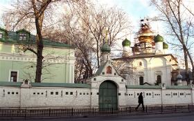 Polícia de Moscou encontra bordel dentro de uma igreja ortodoxa