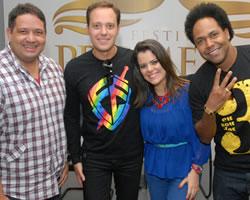 Assista ao Troféu Promessas exibido na Globo
