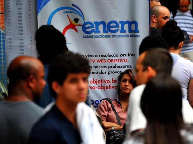 Polêmica no Enem: estudantes acessam nota da redação; Inep nega vazamento
