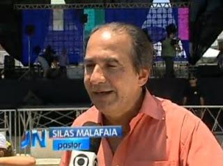 Silas Malafaia é eleito um dos 100 brasileiros mais influentes do ano
