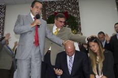 pastor Jabes Alencar deixa presidência da Assembleia de Deus do Bom Retiro