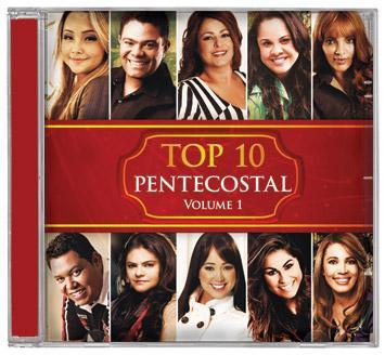 """MK Music lança a coletânia """"Top 10 Pentecostal"""""""