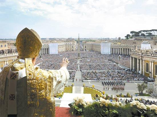 Novo Papa pode ser Brasileiro