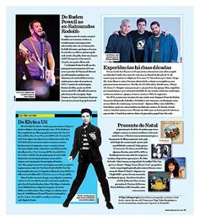 Banda Catedral é destaque na revista Billboard/Brasil