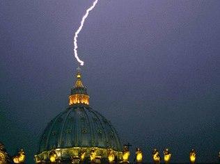 Conheça as profecias sobre a renuncia do Papa