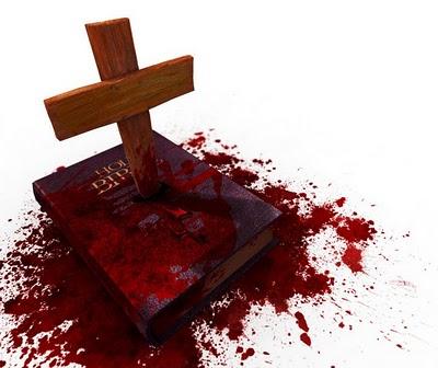 Conheça As passagens mais sanguinárias da Bíblia