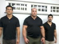 Seguranças de Benny Hinn agridem jovem deficiente em Manaus