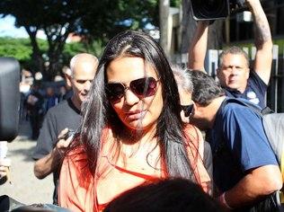 """""""Bruno vai falar toda a verdade"""", diz mulher do ex-goleiro"""