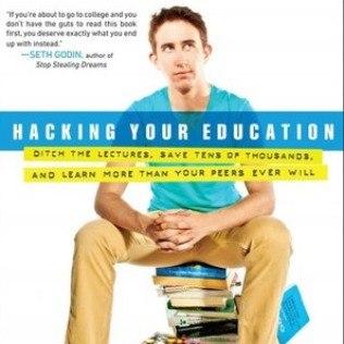 Livro ensina como largar a faculdade e aprender sozinho