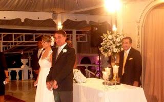 Silas Malafaia celebra casamento do deputado Bolsonaro na Mansão Rosa