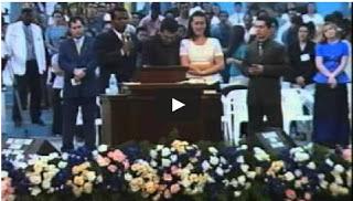 Vídeo – Profecia há 14 anos sobre Marco Feliciano previu ataques contra seu ministério