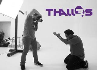 Veja o Making-of da sessão de fotos de Thalles Roberto, para seu novo CD