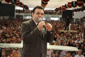"""Marco Feliciano """"Desabafa"""" no Gideões 2013. Assista"""