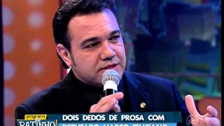 Assista a entrevista do Pr. Marco Feliciano no Programa do Ratinho