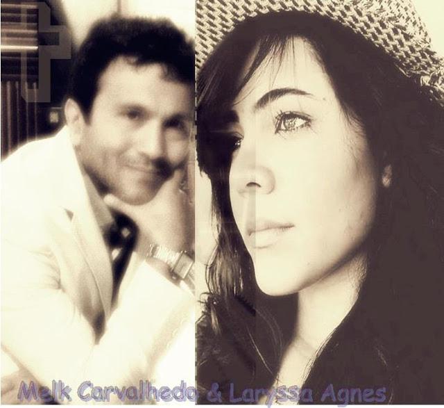 Melk Carvalhedo divulga foto de sua nova namorada