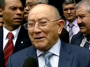 José Wellington é reeleito presidente da Assembleia de Deus