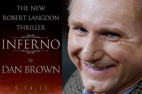 """""""Inferno"""" - Novo livro de Dan Brown é grande aposta de vendas das livrarias"""