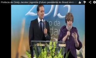 Profecia revela de onde vira o futuro presidente do Brasil. Veja o vídeo