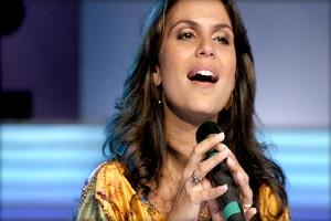 Musa internacional: Aline Barros gravará CD em Inglês
