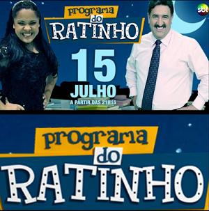 Programa do Ratinho recebe a cantora Cassiane