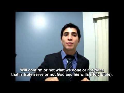 Vídeo: Jovem conta como conseguiu deixar de ser homossexual