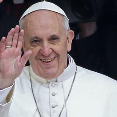 Vocês já têm um Deus brasileiro, brinca Papa Argentino