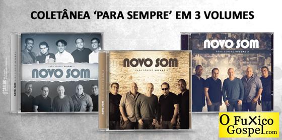 Novo Som lança coletânea com as melhores músicas de sua carreira