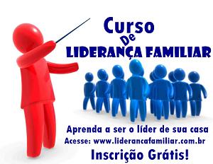 """Site lança curso gratuito de """"Liderança Familiar"""""""