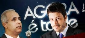 """Danilo Gentili recebe o Pastor Claudio Duarte no """"Agora é Tarde"""""""