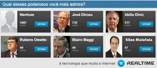Durante 30 minutos Silas Malafaia foi um dos mais poderosos do Brasil