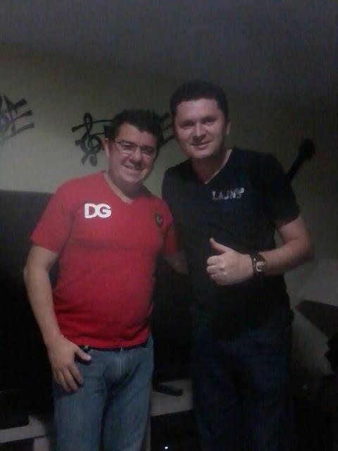Nova Vida: Oziel Melo reencontra Marquinhos Maraial após converção