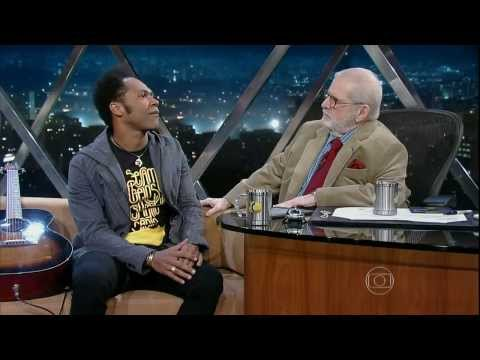Vídeo: Assista a entrevista de Thalles Roberto no programa do Jô