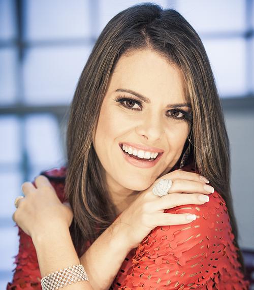 Ana Paula Valadão é a cantora gospel mais bem paga do Brasil