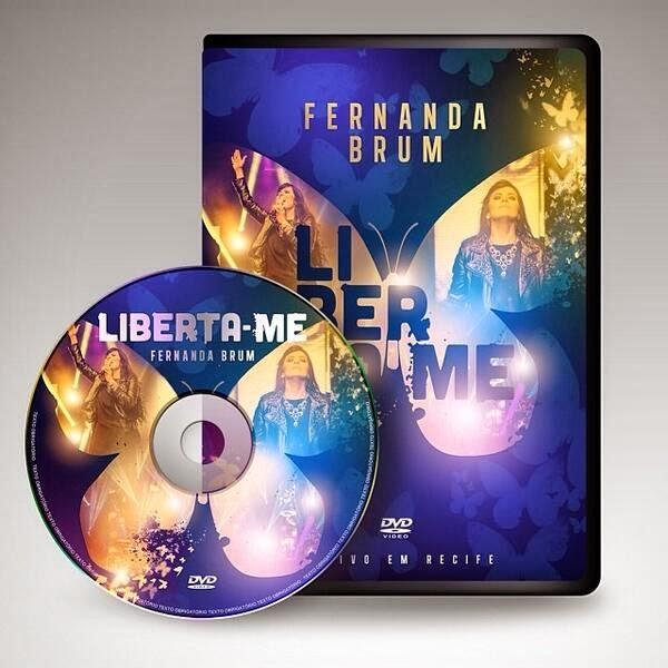 DVD de Fernanda Brum terá simbolo da Nova Era na capa