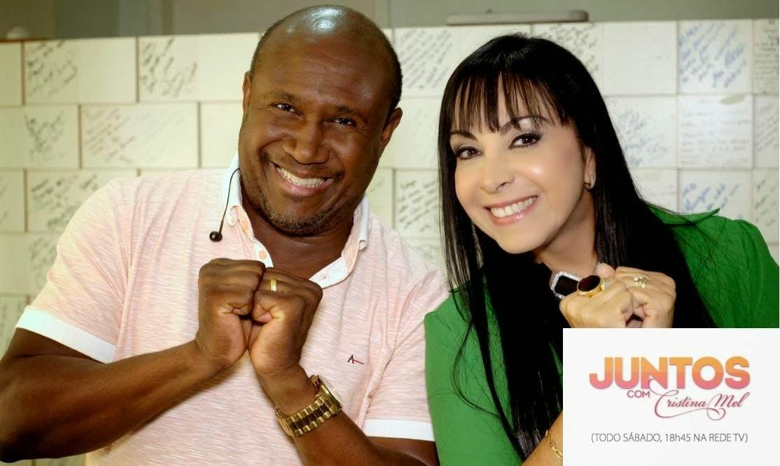 Programa de Cristina Mel na Rede TV pode estrear depois do Carnaval