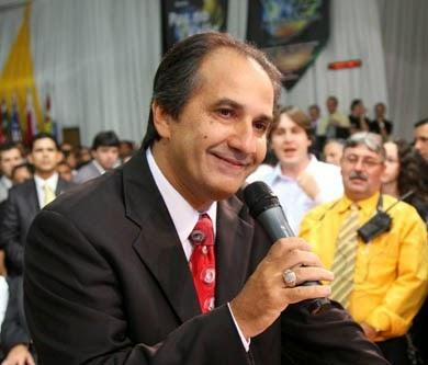 Silas Malafaia inaugura igreja de R$30 milhões