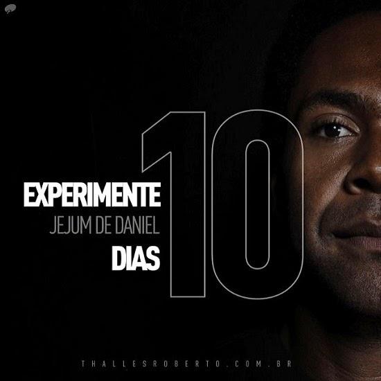 Thalles Roberto convoca 10 dias de jejum